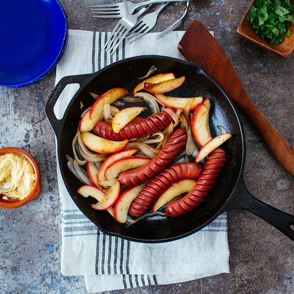 Healthy BBQ Hot Dogs LIVology