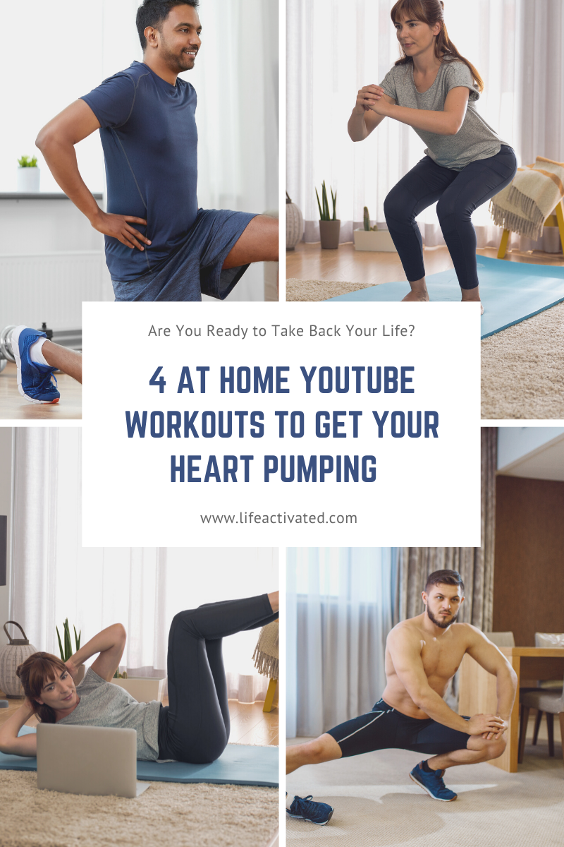 Life Activated Brands At Home Workouts LIVology
